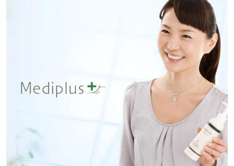 Experience Youthful-looking Skin With Our 4-in-1 Mediplus Gel