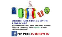 Custom Team Jerseys Hot June Holiday SALE!