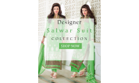 BUY DESIGNERS SALWAR SUITS ONLINE SHOPPING