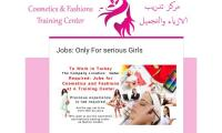 Young Lady for Cosmetics and Fashions jobs