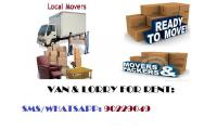 VAN AND LORRY FOR YOUR HOUSE AND OFFICE MOVING SERVICES