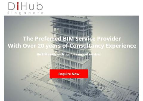 Let us support your AEC projects with our full range of BIM services