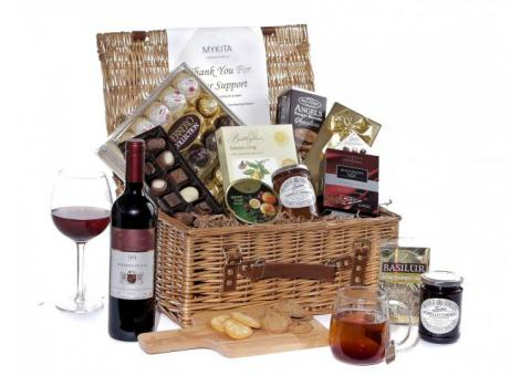Luxury Corporate Gift Baskets | Singapore | Simply Hamper