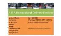 LORRY RENTAL FOR MOVING NEEDS