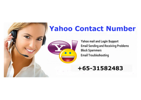 Yahoo Customer Support Singapore +65-31582483