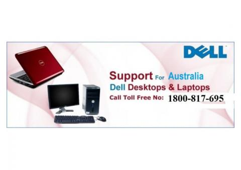 Dell Tech Support Number Australia 1800817695