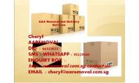 Used high quality carton Box