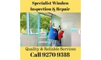 Specialist Window Inspection & Repair | New Aluminium Works