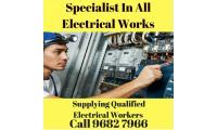 Specialist In All Residential & Industrial Electrical Works | Supply Electrical Workers