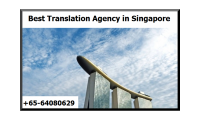 Best translation Agency in Singapore
