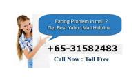 Yahoo Customer care Singapore  +65-31582483