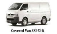 COVERED VAN FOR ROOM MOVING/FURNITURE DELIVERY
