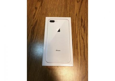 Apple iPhone 8 Plus 64GB Silver New
