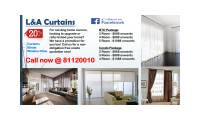 Curtain/Blind/Window Film/Wallpaper