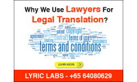 Why We Use Lawyers to Do Legal Translation?