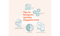 Tips for foreigners when opening Singapore corporate bank account