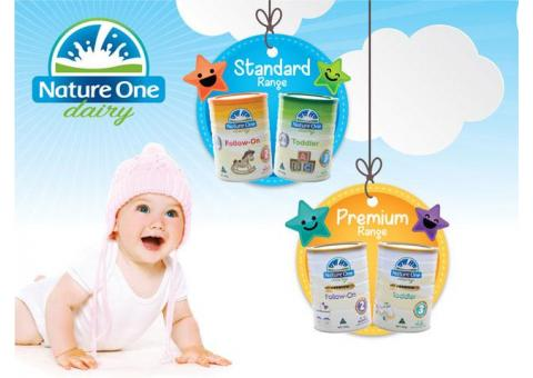 Nature One Dairy Infant Formula Giveaway
