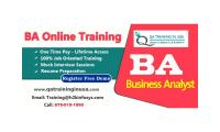 The Best BA Online Training And Job Placement