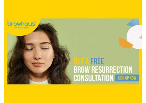 Get Perfect Brows 24/7 With Brow Resurrection®