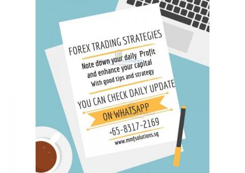Get 3 Days Free Trial - Daily Forex Signals