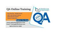 Online Quality Assurance Training with 100% job