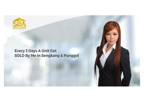 Every 3 Days A Unit Get SOLD By Me in Sengkang & Punggol!