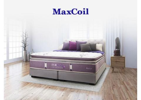 MaxCoil Amethyst Mattress: The Sleep Miracle From Nature