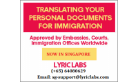 Translate Your Personal Documents For Immigration