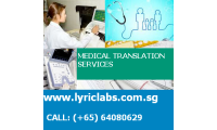 Certified Medical Translation Services