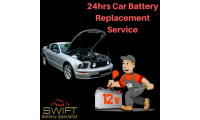 24/7 Onsite Car Battery Replacement Service in Singapore