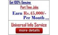 Smart Online Earning with Universal Info Service.