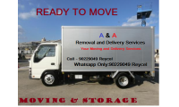 CALL 90229049 - LORRY for HOUSE & OFFICE MOVING SERVICES