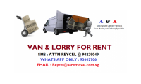 A&A REMOVAL AND DELIVERY SERVICES CALL REYCEL AT 90229049