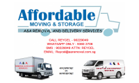 Moving van with driver & helper from $80 CALL WHATSAPP 93602706 ATTN: REYCEL