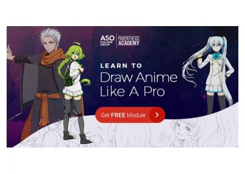 Learn To Draw Anime Like A Pro With FREE Module