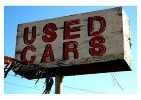 ( URGENT CAR WANTED ) INCREDIBLE PRICE IN TOWN 4 USED CAR CALL 94556500 EDDIE