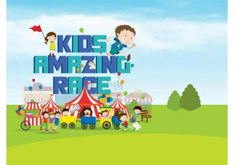 Kids Amazing Race @ The Grandstand