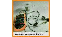 Repair headphone / earphone