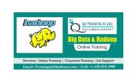 Become a Big data and Hadoop Analyst with training provided by QA Training in USA
