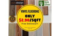 Vinyl Flooring March Promotion!!! Contractor Price for End User now!!!