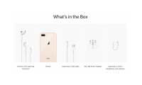 BNIB BRAND NEW GOLD 64GB IPHONE 8 - WARRANTY 1 YEAR!