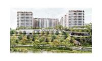 The Woodleigh Residences mixed development in Woodleigh MRT