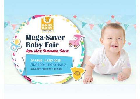 Baby Baby's June MEGA-SAVER baby fair