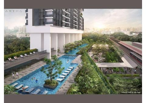 Own A Home With Direct + Sheltered Access to MRT Stations and Better Price Appreciation