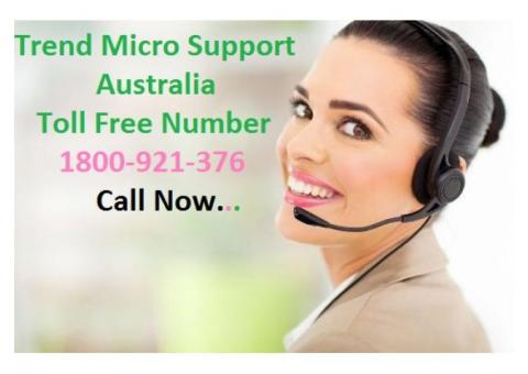 Trend Micro Antivirus Support At Toll Free Number 1-800-921-376