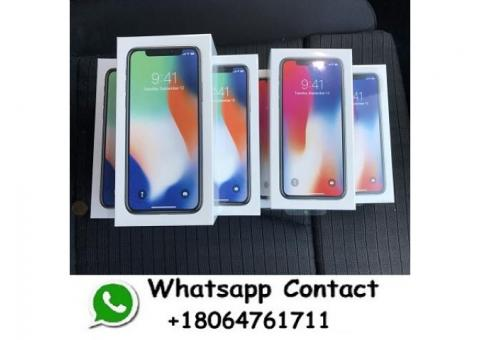 Apple iPhone X 64GB / 256GB Available at All Colors
