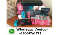 Nintendo Switch 32GB WhatsApp: +18064761711