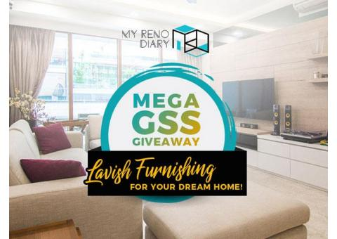 The Mega GSS Giveaway! (No Purchase Required)