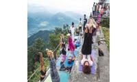 Yoga Teacher Training Nepal