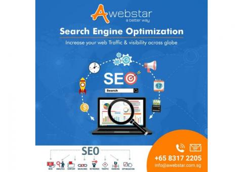 Web Marketing Services in Singapore